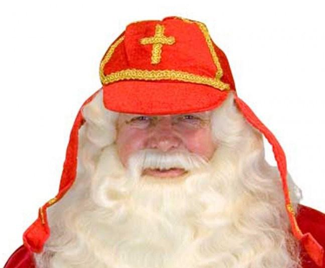 Sinterklaaswerkmijter