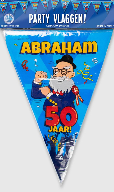 Vlaggenlijn Abraham