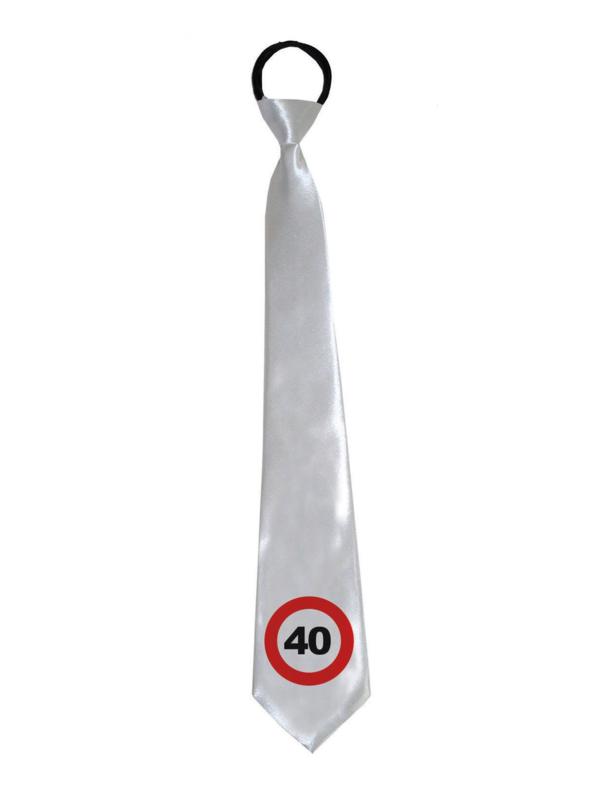 Stropdas leeftijd 40