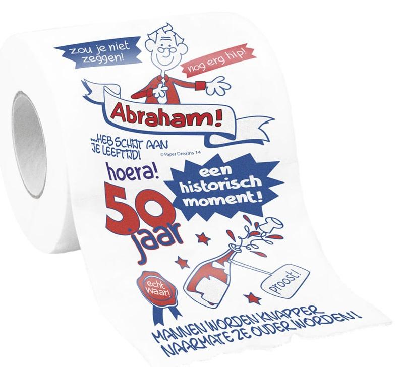 Wc rol Abraham