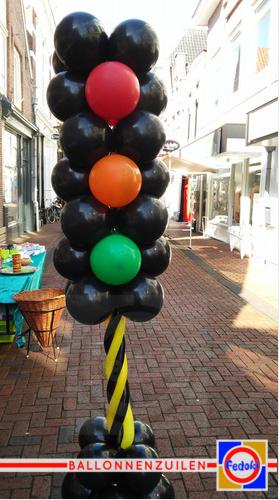 Ballonnenzuil  verkeerslicht