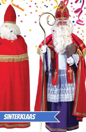 Themafeest Sinterklaas