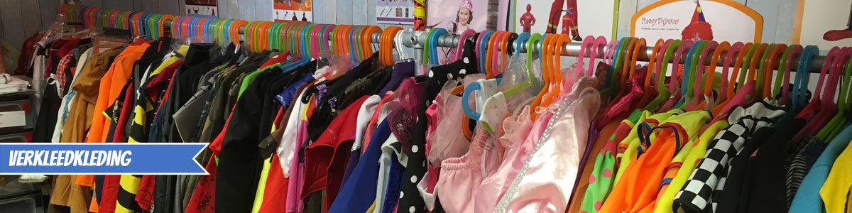 Kinderverkleedkleding