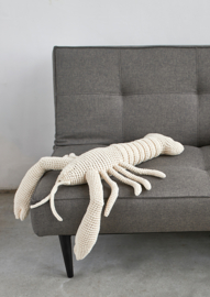 Big Lobster beige, by Anne Claire Petit
