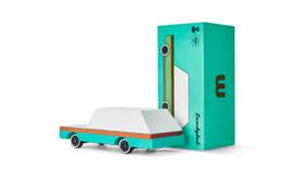 Candylab Toys Teal Wagon Candycar