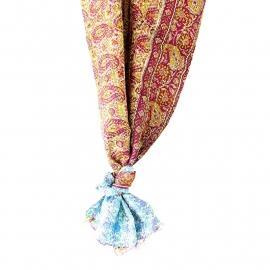 Sjaal kantha silk Bo