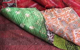Sjaal kantha silk Susi