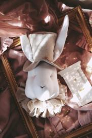 Dierenkop magical rabbit pink powder hat, Love Me Decoration