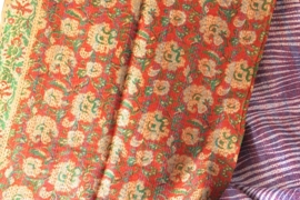 Sjaal kantha silk Eva