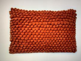 Cushion Popcorn Orange