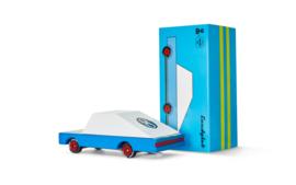 Candylab Toys Blue Racer #8 Candycar