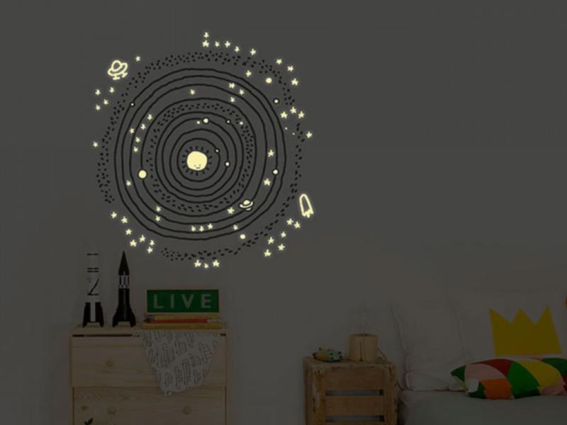 Wallsticker Cosmos