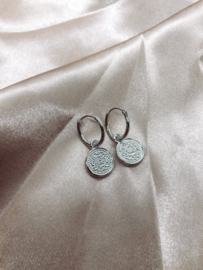 Earrings - Coin