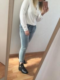 Spijkerbroek - Licht blauw