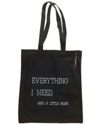 Canvas tas - Everything
