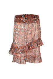 Skirt - Zebra Oranje