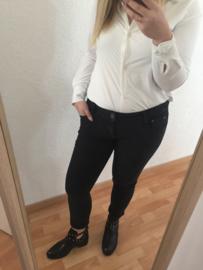 Spijkerbroek - Zwart