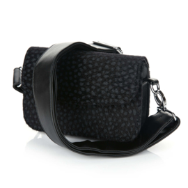 Bag - Cheetah Black