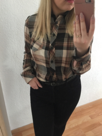 Squares blouse