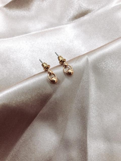 Earrings - Ring Dot