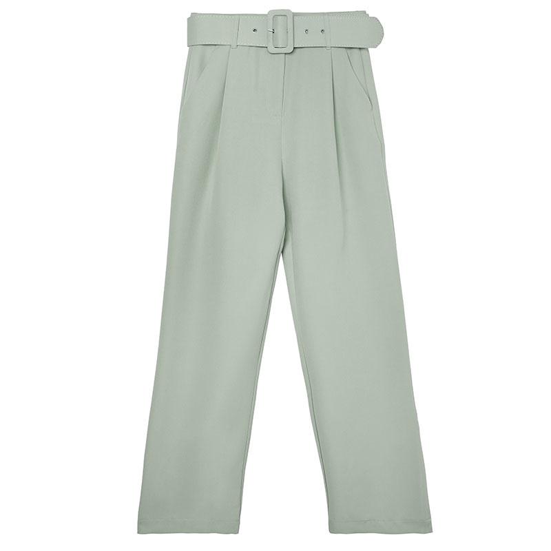 Pantalon - Groen