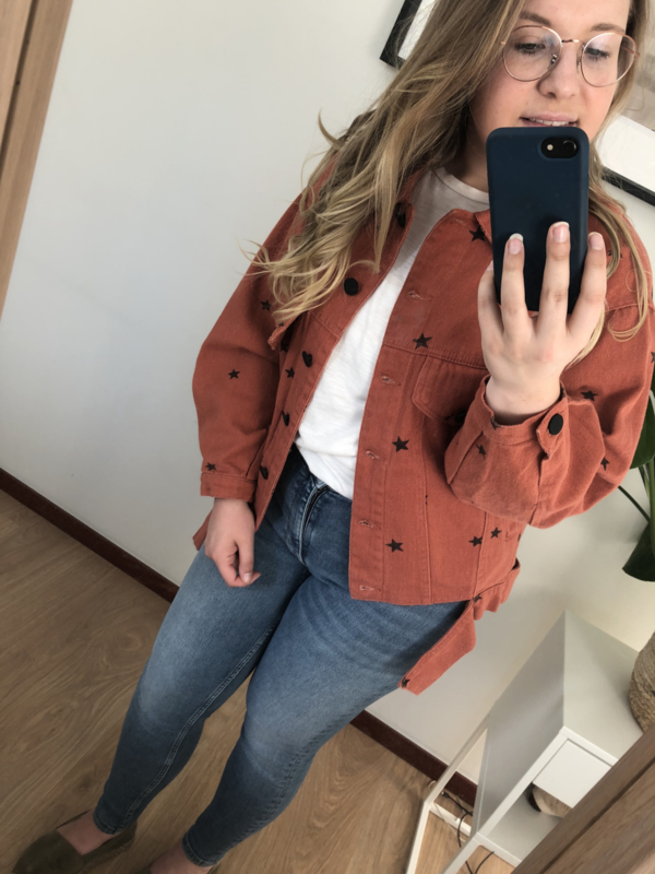 Star Jacket - Roest