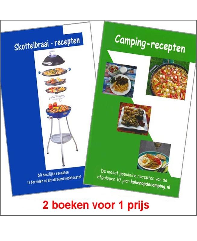 Skottelbraai + Camping receptenboek