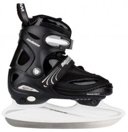 3150 Nijdam IJshockeyschaats Junior Verstelbaar • Semi Softboot