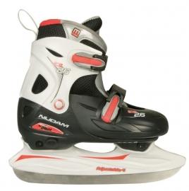 0026 Nijdam IJshockeyschaats Hardboot verstelbaar- vanaf mt 27