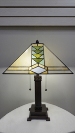 Art Deco tafellamp