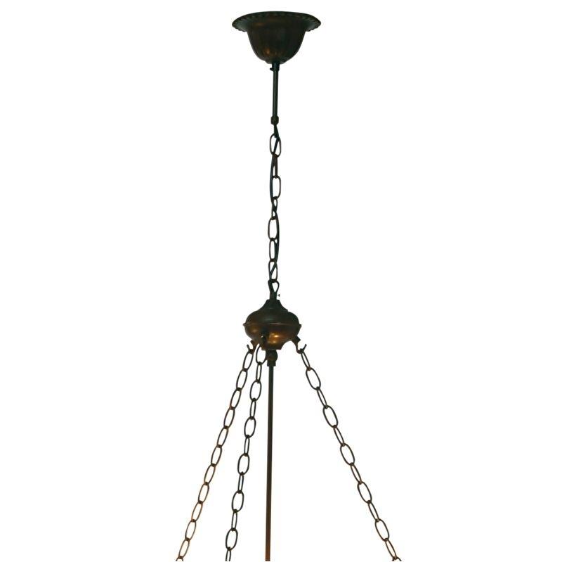 4 kettingstel 3-punt ophanging