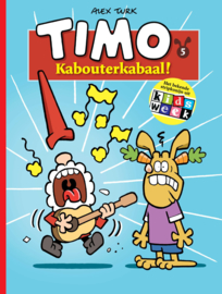 Timo 5, Kabouterkabaal!