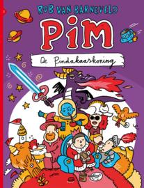 Pim 3, De Pindakaaskoning