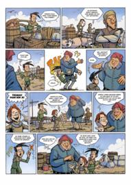 De Bergenvaarders deel 1 softcover editie