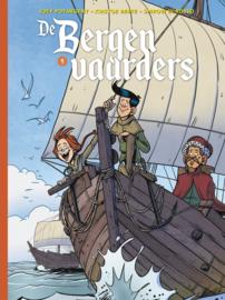 De Bergenvaarders deel 1 hardcover editie