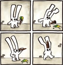 Bunbun 1, Carrots included