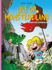 Lise op Monstereiland 3, De Madeliefjesoorlog