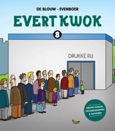 Evert Kwok 8 (nog niet verschenen)