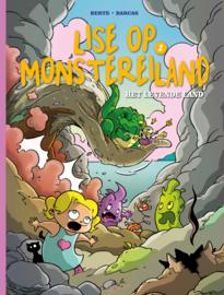 Lise op Monstereiland 02 Het Levende Land
