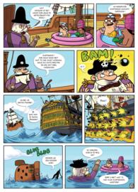 Kapitein Ansjovis 2, over een andere boeg