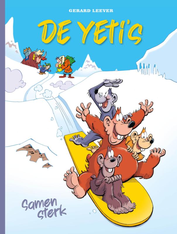 De Yeti's deel 1