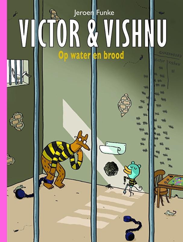 Victor & Vishnu 5, Op water en Brood