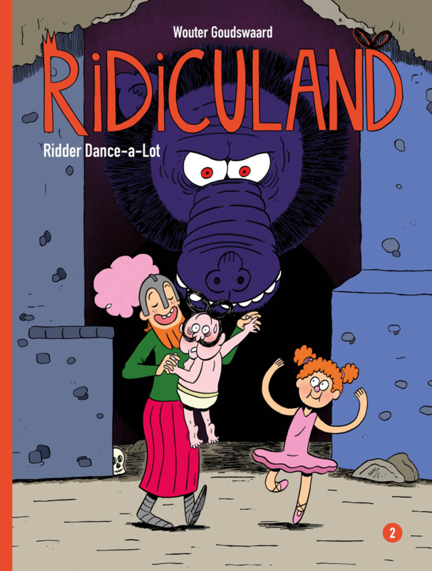 Ridiculand 2, Ridder Dance-a-lot