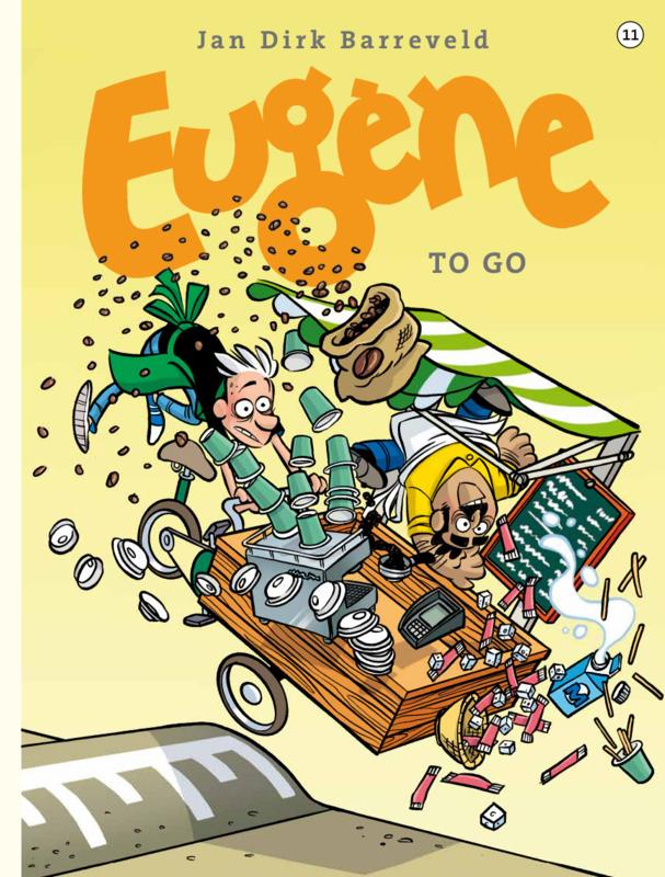 Eugene 11, To go!