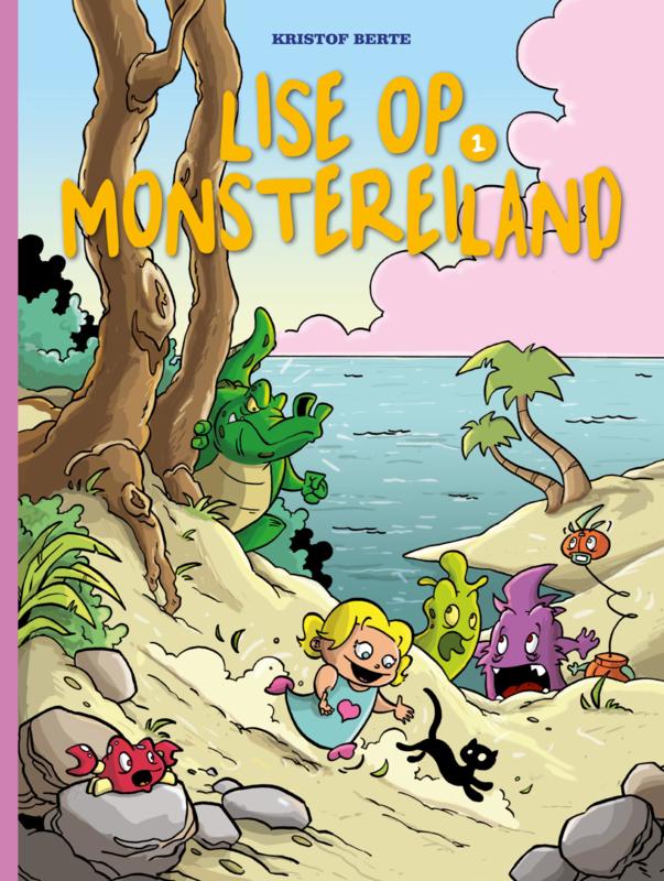 Lise op Monstereiland 01