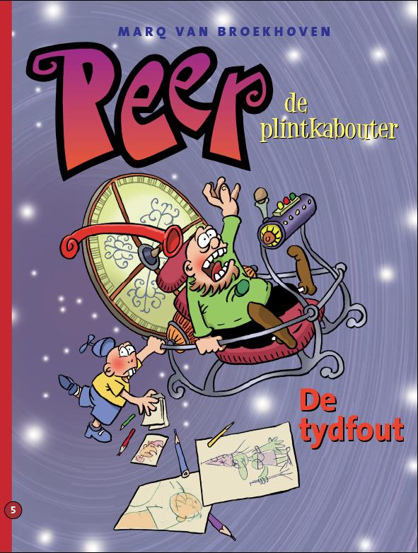 Peer de Plintkabouter 5, De Tydfout