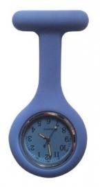 Zusterhorloge blauw (blauw klokje)
