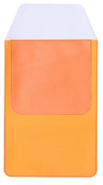 Borstzakbeschermer oranje