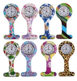 Siliconen horloges met printje