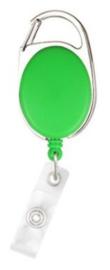 Badge jojo clip groen mat